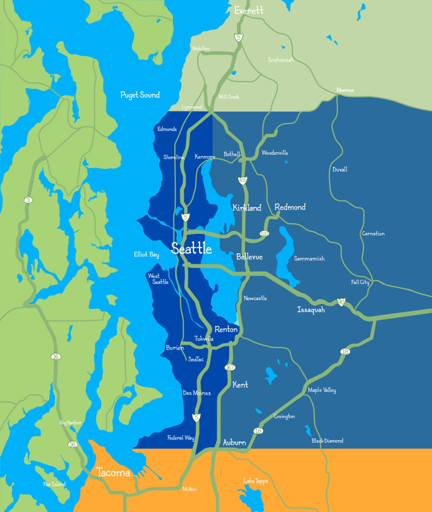 TRI-TEC Serves the Greater Seattle, Tacoma, Everett and Olympia areas
