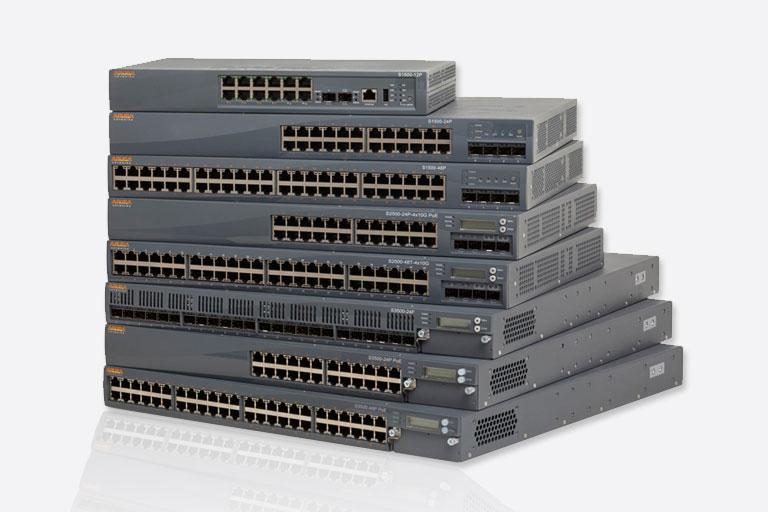 HP 2920 Switch