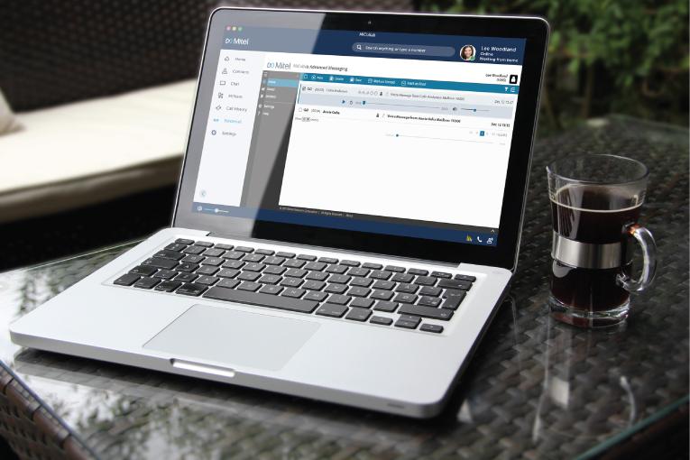 Laptop Mitel