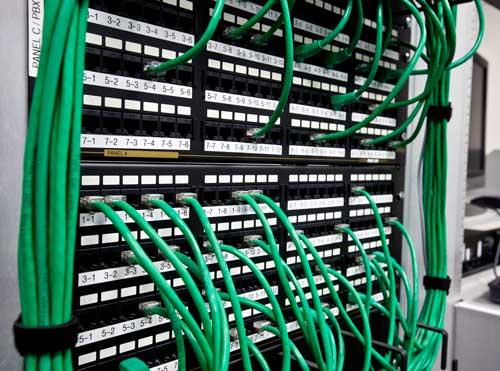 Cable Plant | Cabling Infrastructure | Network Cabling ... on
